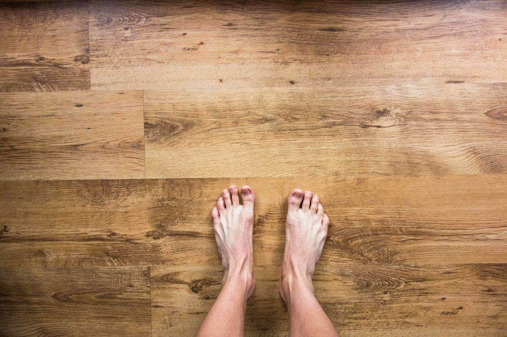 padlófűtés utólag